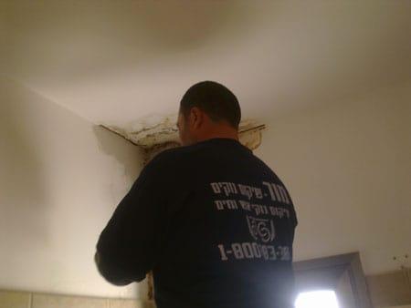 שיקום נזקי רטיבות ושיקום לאחר הצפה