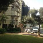 שיקום נזקי אש בבניין