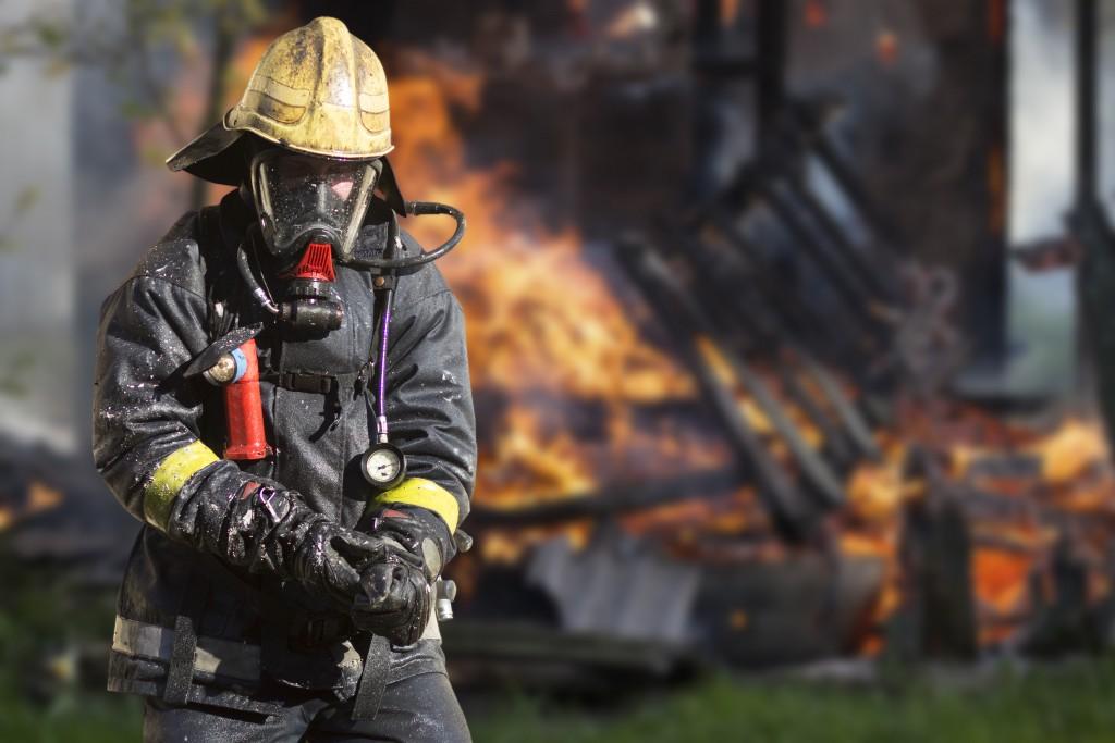 שיקום נזקי אש – ניקוי לאחר שריפה
