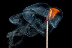 שיקום ציוד אלקטרוני מנזקי אש