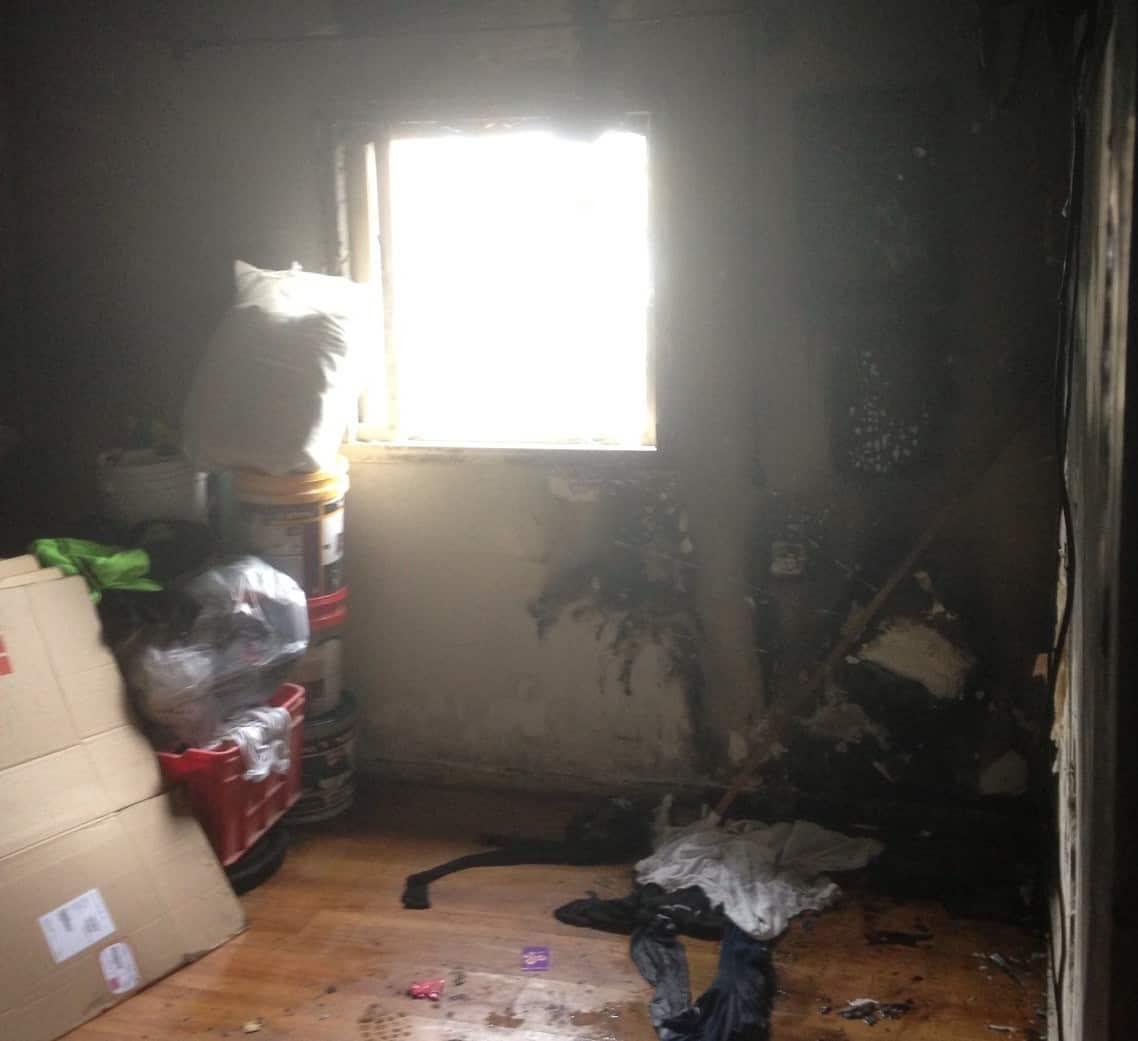 שיקום נזקי שריפה